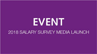 salary survey media launch
